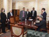 النائب يوسف السيد عامر رئيسا للجنة الدينية بمجلس الشيوخ