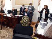 نبيل دعبس رئيسا للجنة التعليم بمجلس الشيوخ والبدرى ورندا مصطفى وكيلين
