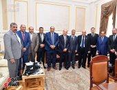 إبراهيم حجازى: أجندة لجنة الشباب بالشيوخ مزدحمة ونعمل على إيجاد حلول جذرية للرياضة