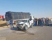 ننشر أسماء الضحايا الخمس فى حادث سيارة التنقيب عن الذهب بأسوان