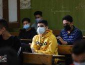 التعليم لطلاب أولى وثانية ثانوى: الامتحانات من منهج 5 أسابيع ولا داع للقلق