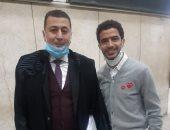 الحكم على المتهمين بتهديد عمر جابر بالقتل والإيذاء 5 إبريل