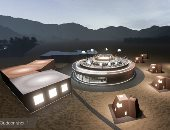 مهندسة مصرية تحصل على جائزة المعمار العالمى بتصميم مخيم فى سيناء
