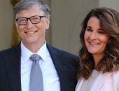 ثانى أغلى طلاق بالعالم.. تقسيم 130 مليار دولار بين بيل جيتس وميليندا بعد انفصالهما