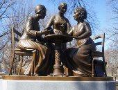 تمثال الشجاعة وحقوق المرأة.. تماثيل المساواة في أمريكا