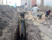 """مد شبكات الصرف الصحى بنسبة 100%للريف ضمن جهود """"حياة كريمة"""""""