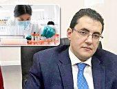 أفضل مداخلة.. مساعد وزيرة الصحة: 25 ألف مواطن تلقوا تطعيمات ضد كورونا أمس