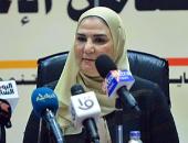 وزيرة التضامن: دورنا تجاه ضحايا قطارى سوهاج لا يقتصر على صرف التعويضات فقط
