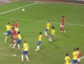 الإسماعيلي يفرض التعادل السلبي أمام الأهلي بعد 30 دقيقة.. صور
