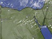 الأرصاد تنشر صورا لأقمار صناعية تشير لارتفاع درجات الحرارة ونشاط رياح متربة