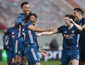 النني وأوباميانج بديلان بمواجهة آرسنال ضد سلافيا براغ في الدوري الأوروبي