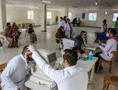 """قافلة طبية للكشف على المواطنين ببورسعيد ضمن مبادرة """"حياة كريمة"""""""