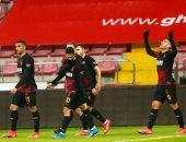 ملخص وأهداف مباراة قيصرى سبور ضد جالاتا سراى فى الدوري التركي