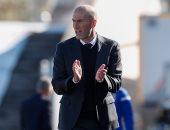 زيدان ثانى أكثر مدرب يقود ريال مدريد فى عدد المباريات بالتاريخ