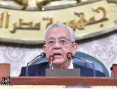 رئيس مجلس النواب: ننتظر نتائج التحقيقات لمعرفة أسباب حادث قطارى سوهاج