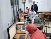 نجاح أول تجربة لتصحيح الامتحانات الكترونيا بكلية العلوم جامعة طنطا