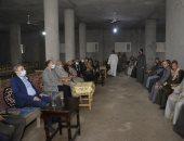 محافظ أسيوط: تقديم كل الدعم لأسر ضحايا حادث طريق الكريمات.. صور