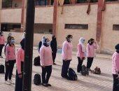 تعليم القاهرة: تكثيف المتابعات للتأكد من تطبيق إجراءات التباعد فى المدارس