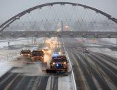 """الأرصاد الجوية اليابانية: العاصفة """"نيبارتاك"""" تصل شمال طوكيو مع بدء انكسار حدتها"""