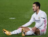 هازارد يغيب عن قائمة ريال مدريد أمام ليفربول غدا وعودة فالفيردي
