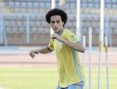 تجدد إصابة محمد صادق وغيابه عن الإسماعيلى أمام سيراميكا