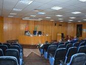 محافظ المنيا: لا تسامح مع أي مسئول يتخاذل عن تنفيذ الخطة الاستثمارية
