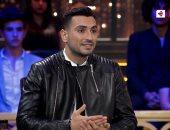 محمد الشرنوبى لـ سمر يسرى: عدم حصولى على شهادة أمر لا يعيبنى وفيلم الممر أهم أعمالى