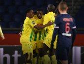 باريس سان جيرمان يرفض صدارة الدوري الفرنسي بالسقوط أمام نانت.. فيديو