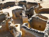 موقع أجنبى يلقى الضوء على كشف لآثار مسيحية تعود للقرن الخامس الميلادى فى مصر