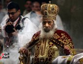 20 صورة من حياة البابا شنودة الثالث فى الذكرى التاسعة لرحيله