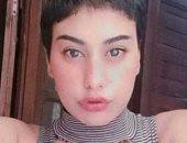 منة عبد العزيز فتاة التيك توك تغادر قسم الطالبية بعد إنهاء إجراءات إخلاء سبيلها