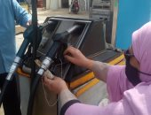ضبط 3 محطات وقود مخالفة خلال حملة بمركزى دمنهور والدلنجات بالبحيرة