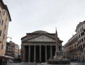 """الإغلاق الكبير.. روما ترفع شعار """"ممنوع الخروج"""" حتى 6 أبريل .. ألبوم صور"""