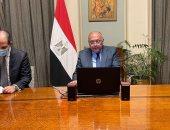 وزير الخارجية يؤكد تطلع مصر للاستمرار فى تعزيز التعاون مع السويد