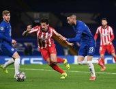 تشيلسي ضد أتلتيكو مدريد.. زياش يتقدم للبلوز بالهدف الأول فى الدقيقة 34