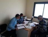إحالة 43 من العاملين للتحقيق بالمصالح الحكومية بمركزى الدلنجات وشبراخيت