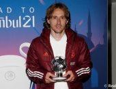 مورديتش: لا أحسب عدد سنواتى المتبقية مع ريال مدريد