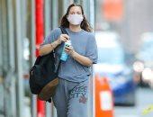 """درو باريمور نسيت أنها نجمة هوليوود وبتمشى فى شوارع نيويورك """"حافية القدمين"""""""