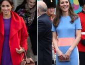 البسى الألوان الجريئة على الطريقة الملكية.. من الملكة رانيا للأميرة بياتريس