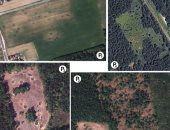 دراسة حديثة تكشف وجود 6 آلاف حفرة فى بولندا بسبب الحرب العالمية الثانية