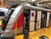 نقل أول دفعة من قطارات مشروع القطار الكهربائى السلام ـ العاصمة الإدارية للورش