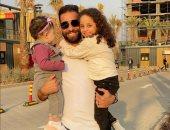 عمرو السولية يحتفل بعيد ميلاد ابنته صوفيا: كل سنة وانتي نور عيني