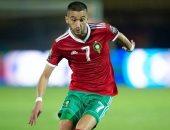 الإتحاد الأفريقى لكرة القدم يحتفل بعيد ميلاد الساحر المغربى حكيم زياش