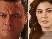 """عباس أبو الحسن وجومانا مراد يصوران المشاهد الأخيرة من مسلسل """"مش هنفرح بيكى"""" بالعين السخنة"""
