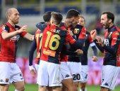 جنوى يحقق فوزا ثمينا على بارما فى الدوري الإيطالي