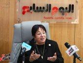 سميرة عبدالعزيز تكشف: فاتن حمامة أبكتنى ولم تكن تحب سيرة عمر الشريف