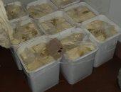 ضبط 11 طن مواد غذائية فاسدة فى حملات تفتيشية بالغربية