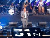 عمرو دياب يتآلق فى حفل إطلاق مشروع 31 North أول festival tower فى العاصمة الإدارية