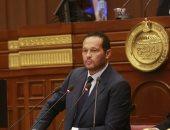 النائب محمد حلاوة يعرض تقرير لجنة صناعة مجلس الشيوخ حول تشديد الرقابة على مراحل تداول القطن