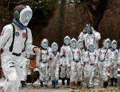 مهمة إلى المريخ.. أطفال سويسرا يقومون بمحاكاة رحلة للكوكب الأحمر.. ألبوم صور